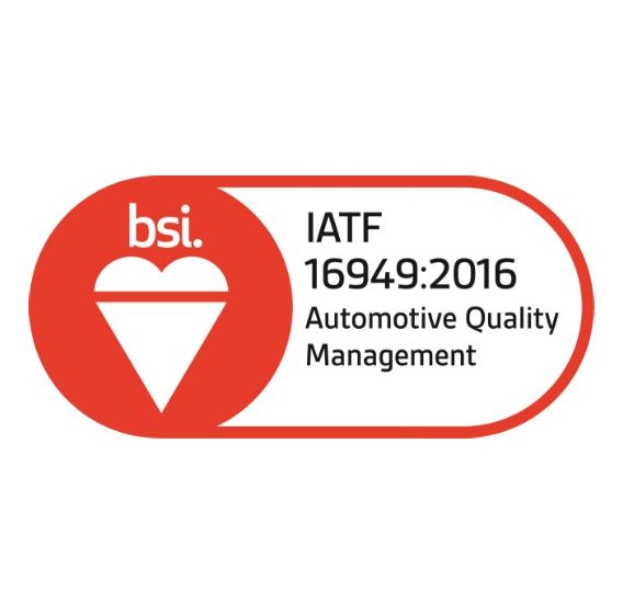 bsi itaf 16949 logo