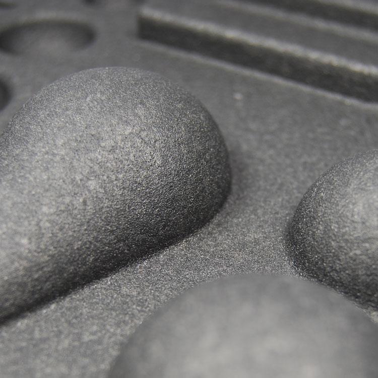 EPP bronze surface